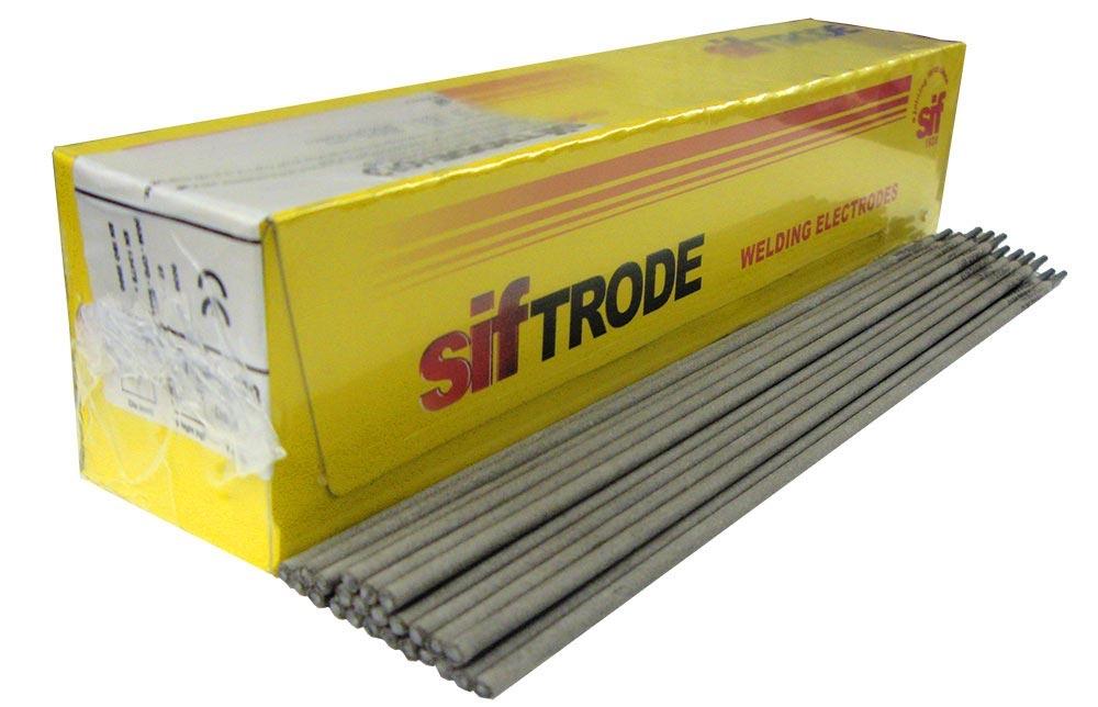 types of arc welding rods pdf