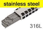 316L stainless steel tig filler rods