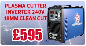 R-Tech Plasma Cutter P50HF