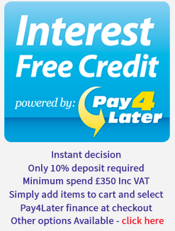 Interest free credit finance for welding equipment, Tig Welders, Mig Welders and Plasma Cutters