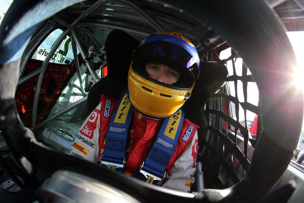 Ben Davis (GBR) Rangoni Renault Clio Cup