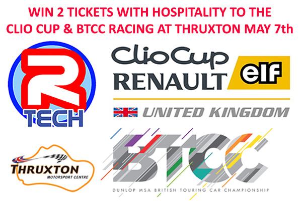 Thruxton_Competition