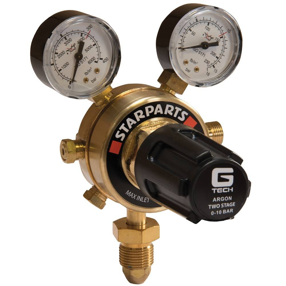 Gas Regulators & Flow Meters