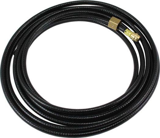 4M Argon Gas Hose Black CK18 Superflex 3/8 BSP
