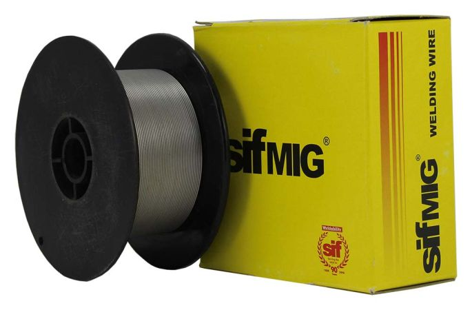 0.8mm 308LSI Stainless Steel MIG Welding Wire 0.7KG
