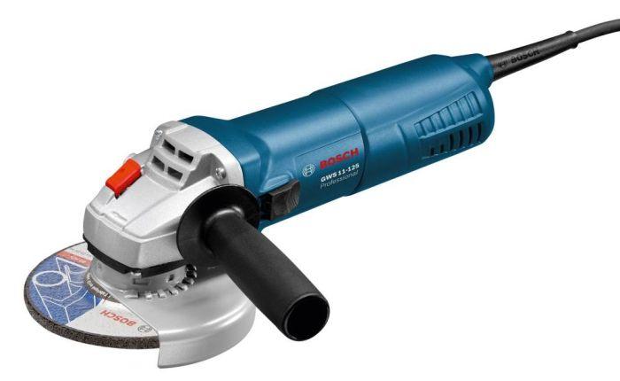 "Bosch GWS 11-125 5"" Angle Grinder - 240v"
