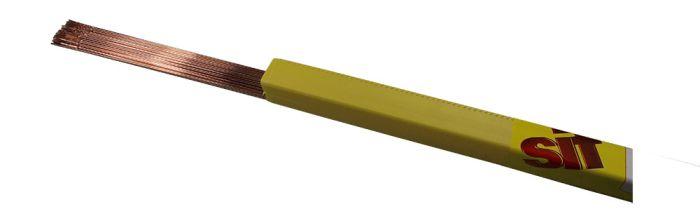 2.4mm Phosphor Bronze No 8 TIG Brazing Rods 1KG