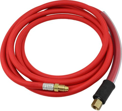 CK TL26 Powercable 4M Red 3/8 BSP
