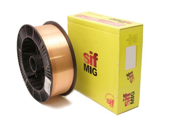 0.8mm A18 Mild Steel MIG Welding Wire 15KG