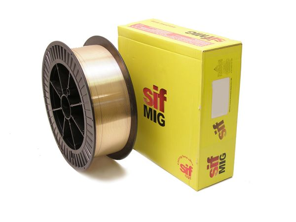 1.0mm SIFMIG 968 Brazing Wire 12.5KG