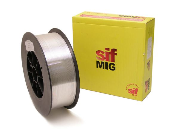 1.6mm 1050 Aluminium MIG Welding Wire 6.5KG