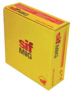 1.0mm SIFMIG 8 Brazing Wire 4KG