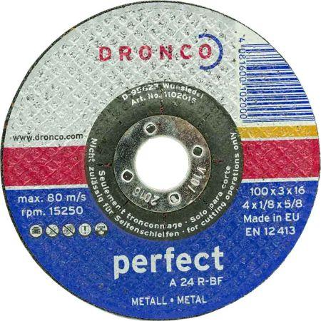 4 inch Dronco Metal Cutting Disc