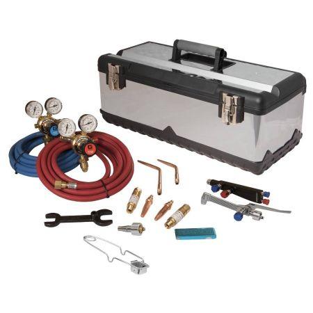 Lightweight Welding & Cutting Set - Oxy/Acetylene
