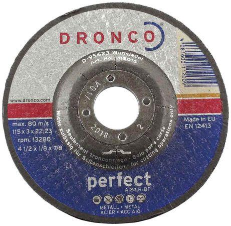 4.5 inch Dronco Metal Cutting Disc