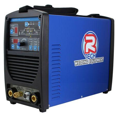 R-Tech TIG Welder DC Digital Pulse 200 Amp 110/240v - Shop Soiled