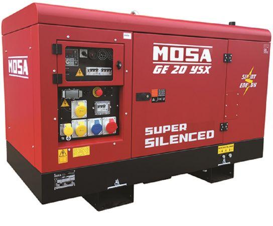 Mosa GE 20 YSX MV