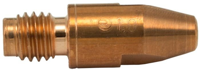 MB501 Contact Tip 1.0mm (Thread 8mm)