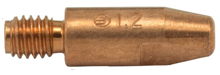 MB25 Contact Tip 1.2mm (Thread 6mm)