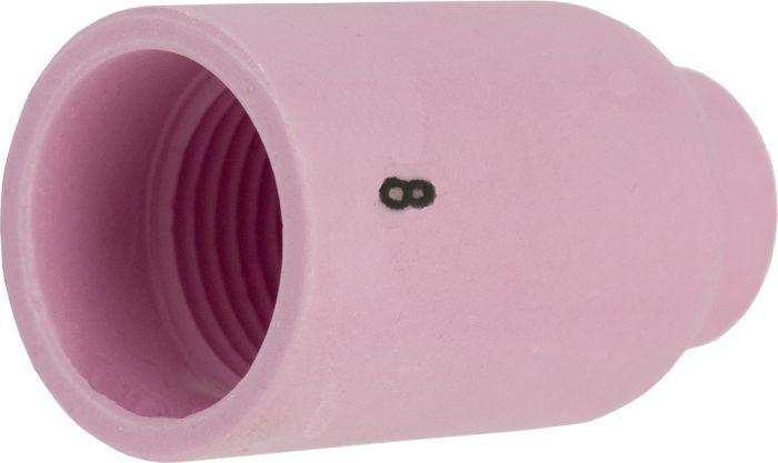 1/2 13mm Size No.8 Standard Ceramic Gas Lens  (WP17/18/26)