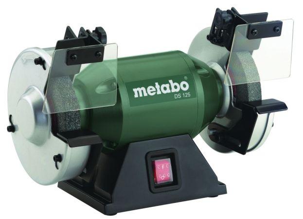 Metabo DS 125 Bench Grinder - 240v