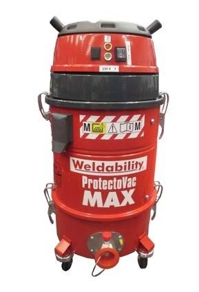 ProtectoVac Max Fume Extractor 230V