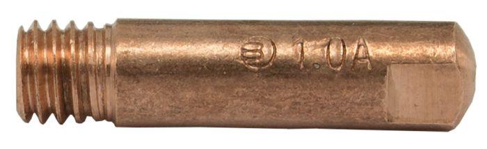 MB15 Aluminium Contact Tip 1.0mm Genuine Binzel