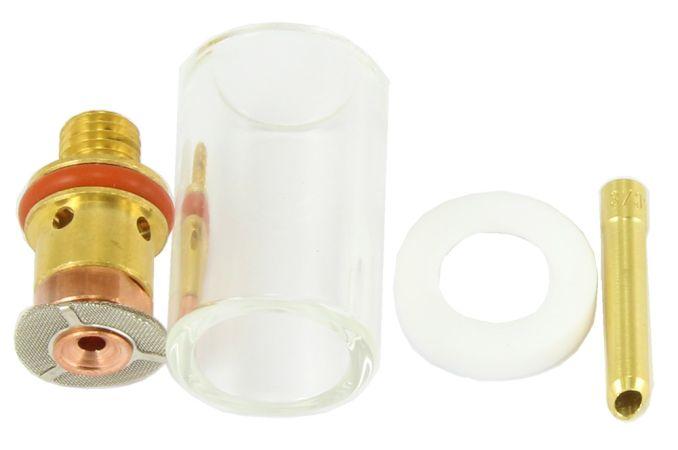CK 2.4mm WP9, 20, 230 Standard Gas Saving Kit Series 2 - Pyrex