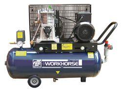 Air Compressor Fiac Workhorse 3HP 100L 13CFM 240V