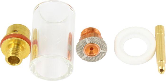 CK 1.6mm WP9, 20, 230 Standard Gas Saving Kit Series 2 - Pyrex