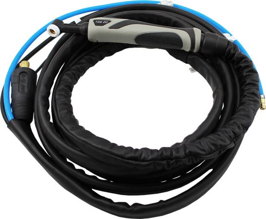 Tig Torch WP20 Water-Cooled 4M Superflex