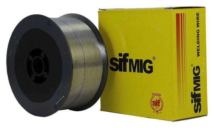 0.8mm 4043A Aluminium MIG Welding Wire 0.5KG