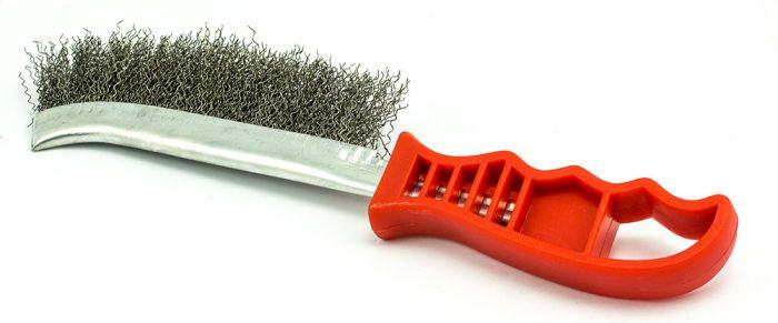 Scratch Brush Mild Steel
