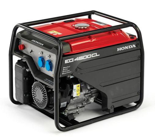 Honda EG4500 AVR Digital Generator 4500W