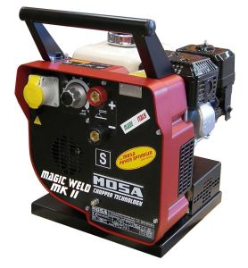Welder Generator Mosa Magic Weld Portable 150Amp MK2