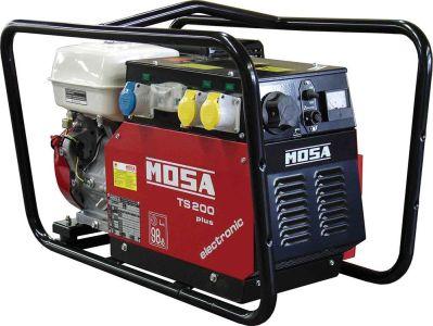 Welder Generator Mosa TS 200 BS/EL PLUS
