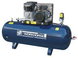 Air Compressor Fiac Workhorse 3HP 200L 14CFM 240V