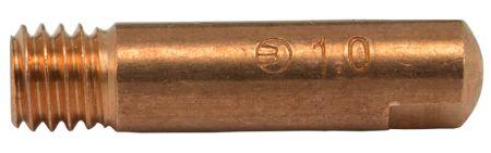 MB15 Contact Tip 1.0mm Genuine Binzel