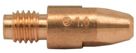 MB36/40 Contact Tip 1.0mm (Thread 8mm)