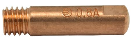 MB15 Aluminium Contact Tip 0.8mm Genuine Binzel