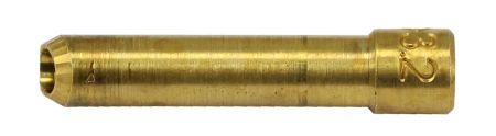 CK 3.2mm Short Wedge Collet for Large Gas Lens  WP17/18/26