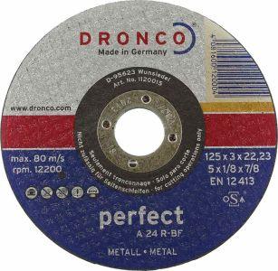 5 inch Dronco Metal Cutting Disc