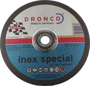 9 inch Dronco INOX Metal Cutting Disc (1.9mm)