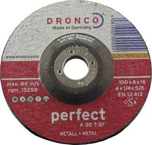 4 inch DPC Dronco Grinding Disc