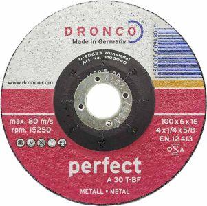 4.5 inch DPC Dronco Grinding Disc