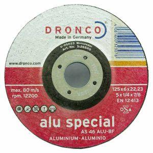 5 inch DPC Dronco Grinding Disc for aluminium