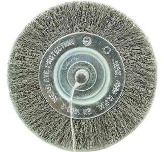 Dronco 75mm Wheel wire brush (standard)