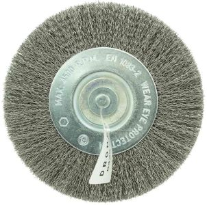 100mm Wheel wire brush (standard)