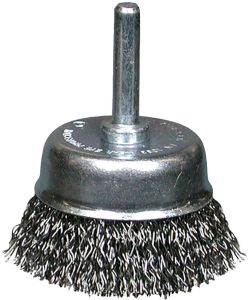 50mm Wire cup brush Dronco