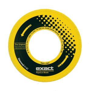 Diamond-X blade (140mm) for Exact 170 and 220 models